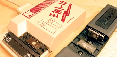 EMP10 EPROM Burner and UV Eraser