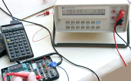 Check DC Voltage Levels